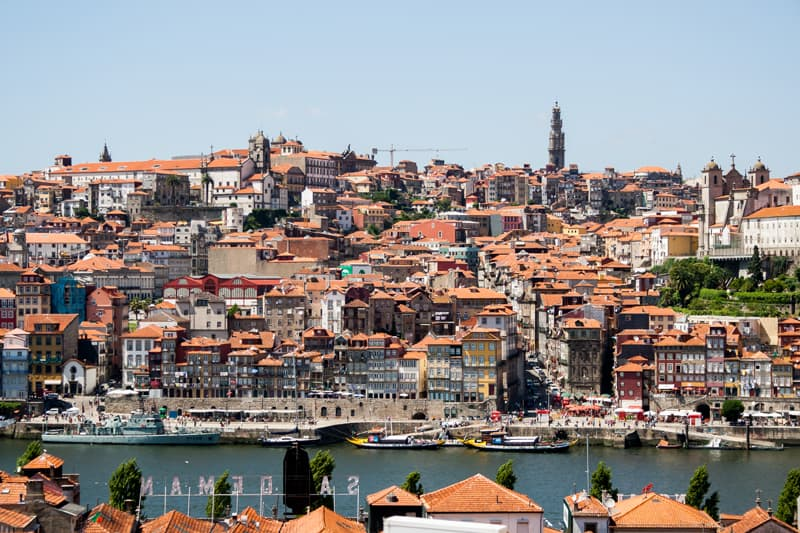 must see places in Portugal - oporto