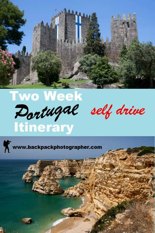 my two week portugal itinerary self drive backpack photographer