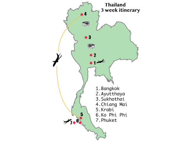 thailand-3-week-itinerary-map2